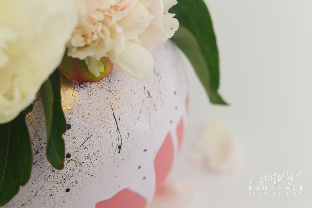 DIY Plaster Flower Vase — Simply Handmade Studios on handmade frame, handmade flower pins, handmade flower chandelier, handmade porcelain vases, handmade decorative items, handmade flower jewelry, handmade toys, handmade flower jar, handmade flower tree, handmade flower tea, handmade urns, handmade flower pot, handmade flower wreath, handmade incense burner, red rose bouquet in vase, handmade flower earrings, handmade flower box, handmade lamp, handmade flower bouquet, handmade baskets,