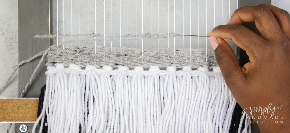 Learn To Weave 3 Basic Weaving Patterns For Beginners Simply
