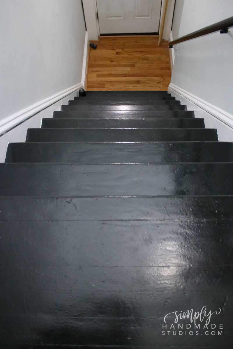 diy staircase renovation