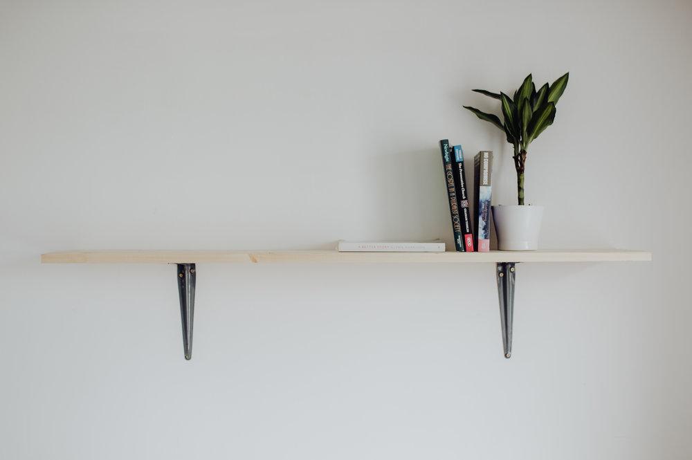 The Bookshelf Project -