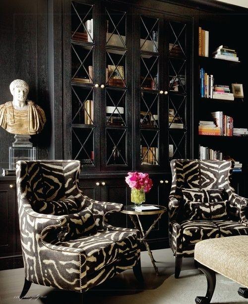 Love A Black Library… via  The Aestate