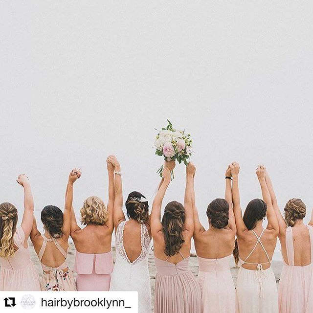 Brides hair accessory: Maiden Hair Comb |  #Repost @hairbybrooklynn_ (@get_repost) ・・・ 📷 @plumjamphotography  Such an amazing group of ladies ❤️ MU @hannafishermakeup and @muahnatalie Hair @hairbybrooklynn_  and @maggipintohairart Hair jewelry @amour_jewelry_accessories #toesinthesandweddings  with @chilliard805 #hairbybrooklynn_ #weddinghair #centralcoastbride #centralcoastwedding #centralcoastweddings #centralcoasthairstylist #weddinghairstylist #modernbride #modernsalon #behindthechair #americansalon #avilabeach #805 #slo #bridebook #slostylist #slohairstylist #newmodernbride #weddinghairguide