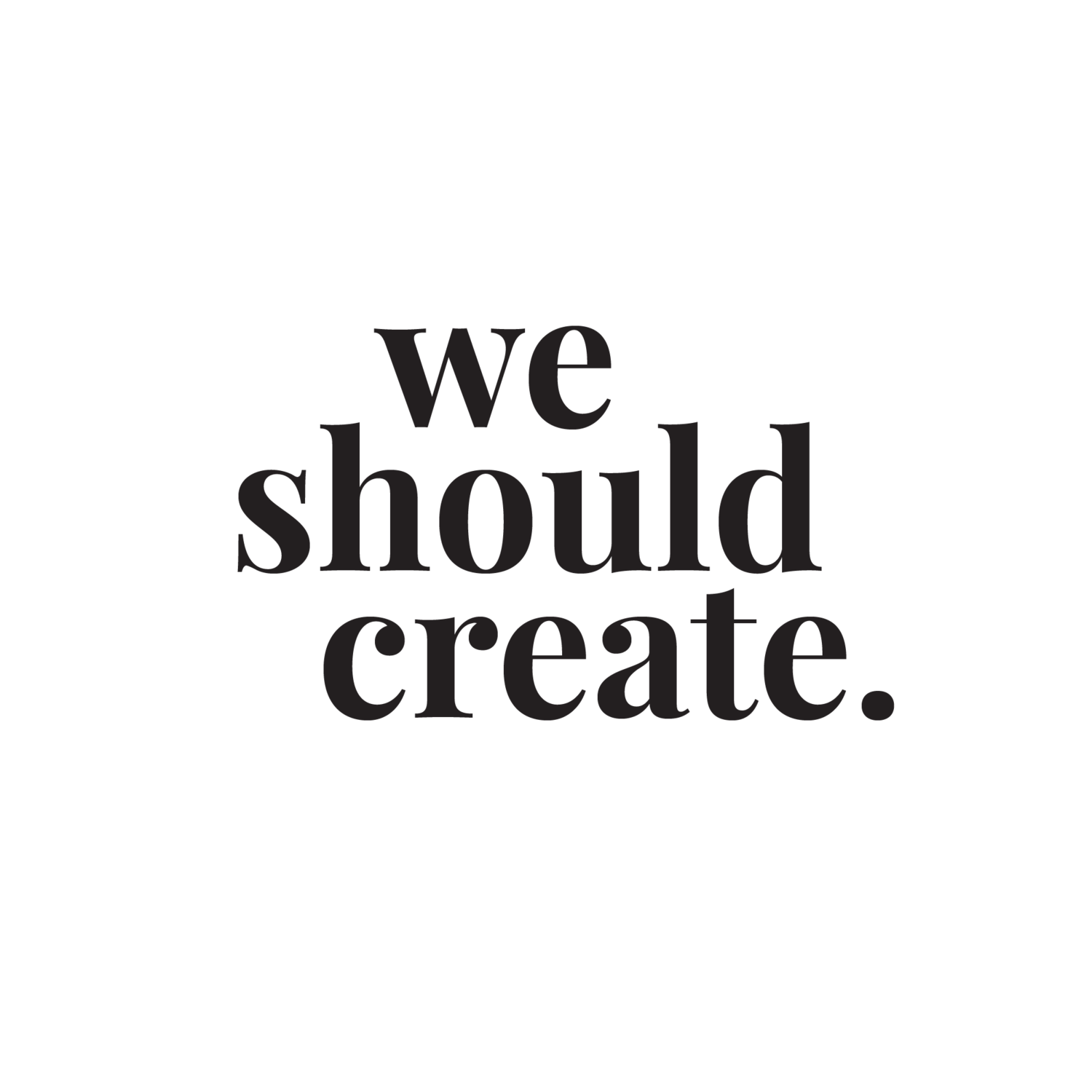 We Should Create | Commercial Photography & Video Production Cardiff