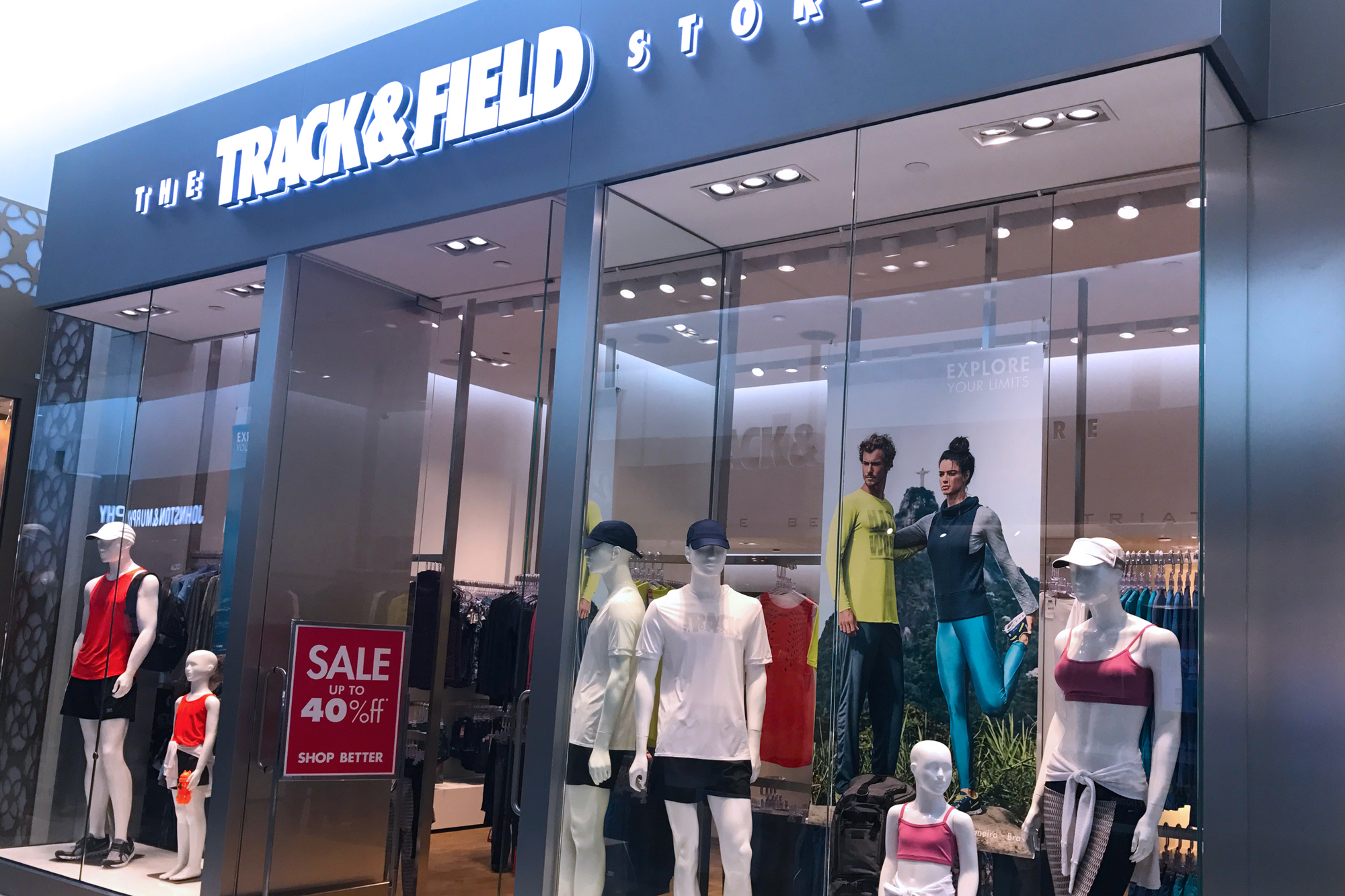 Track & Field Store