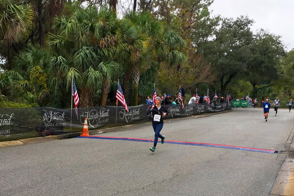 Kiawah Half Marathon