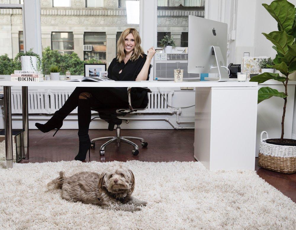 Lauren Cheek   - Founder + Creative Director