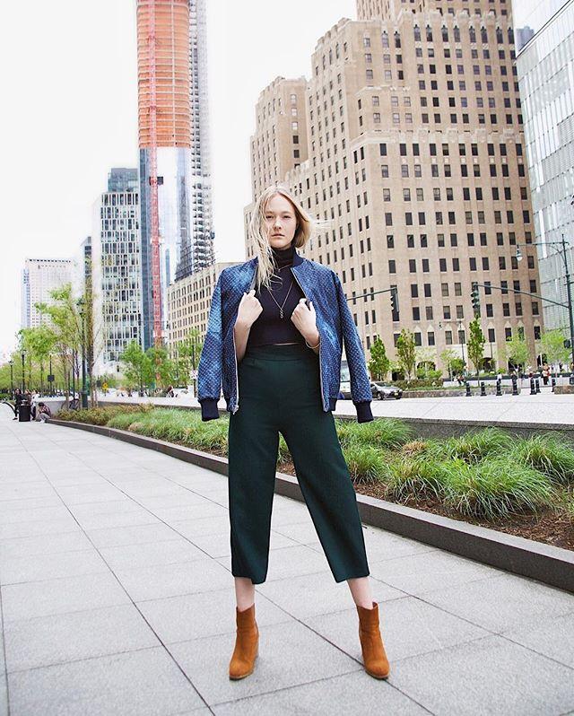 NYC Vibes ✨🌆 @mirandafauntleroy