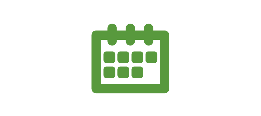 Scheduling TAB icon