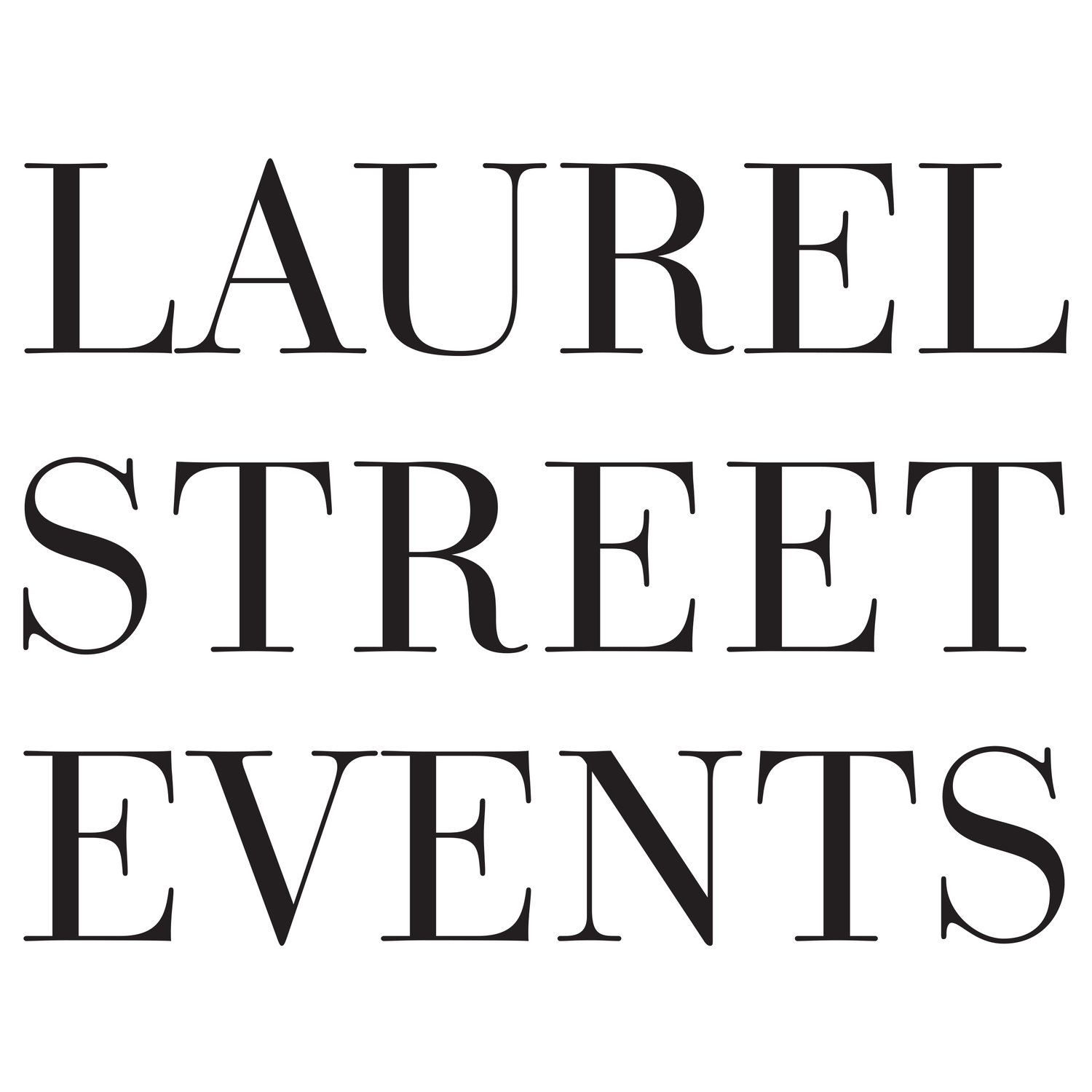 Laurel Street Events