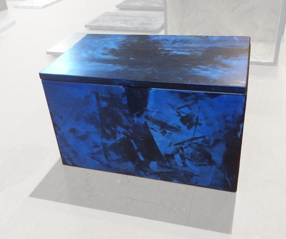 Blue Curio Box 1