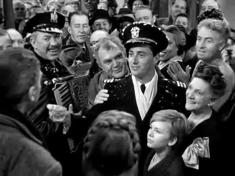 Ending of It's A Wonderful Life - YouTube