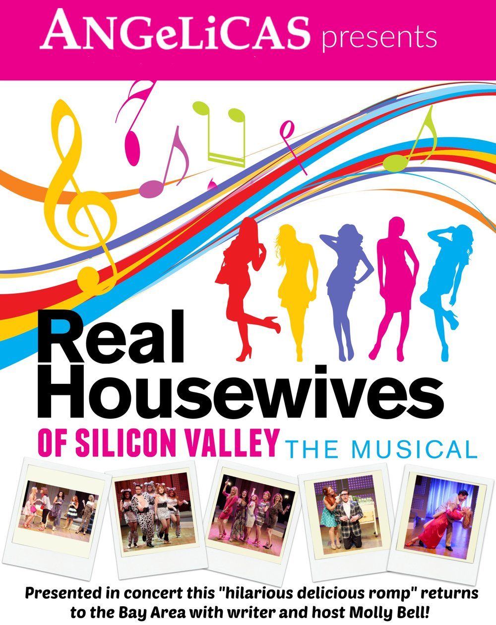 angelica's redwood city - Dinner & Drinks Seating available from 6:30-8:15. Show begins at 8:30Enter HOUSEWIVES EARLY BIRD for 10% off NOW through Feb 22nd!