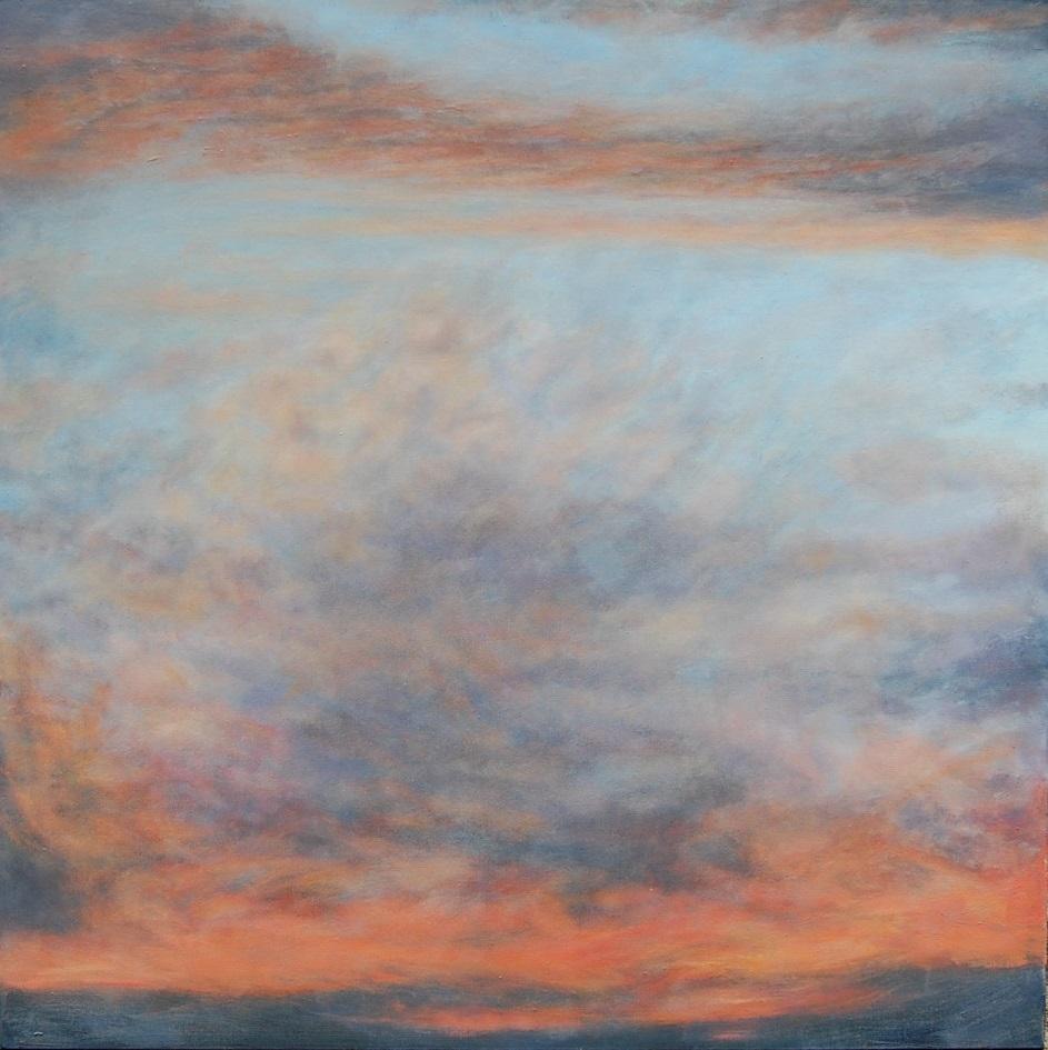 Sunset Sky - SOLD