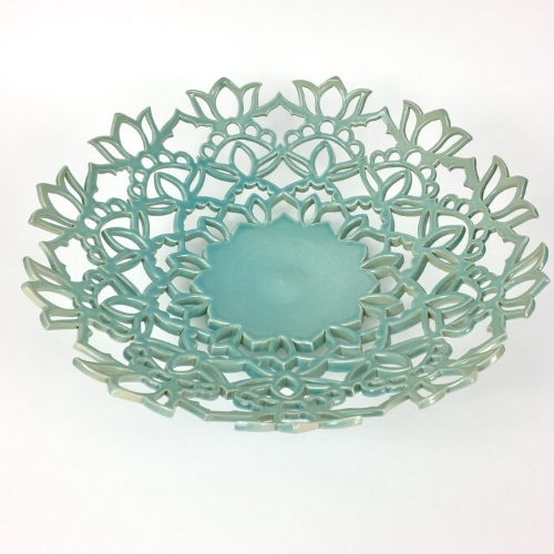 Lace Bowl - SOLD