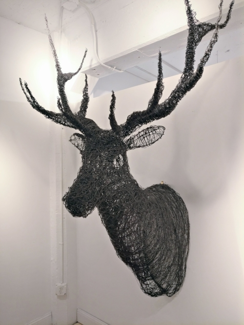 Elk Mount - SOLD