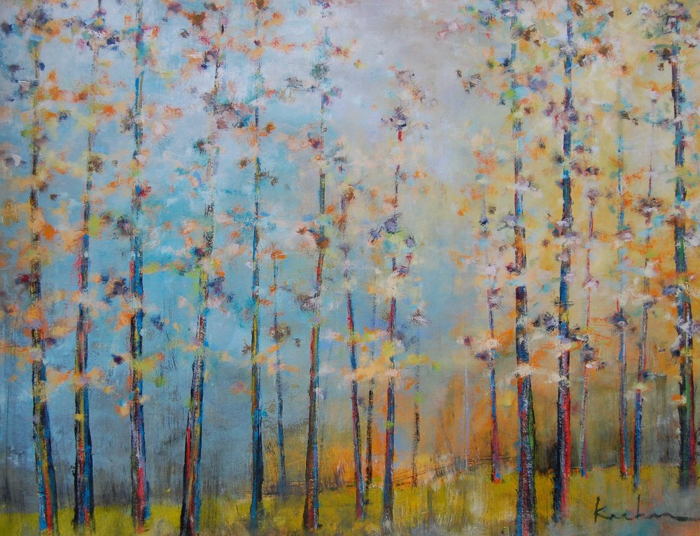 glades - Jeff Koehn36 x 48    Acrylic on canvasSee more from this artist