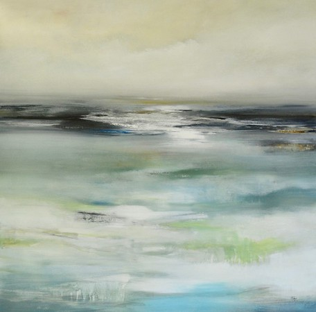 layered scape 11 - Lisa Ridgers48 x 48    Oil on canvasSee more from this artist