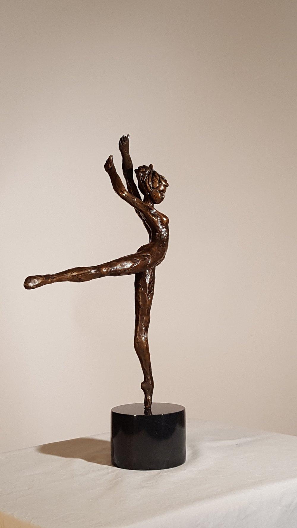 maraja - James Gabbert11 x 2.5 x 7.5  BronzeSee more from this artist