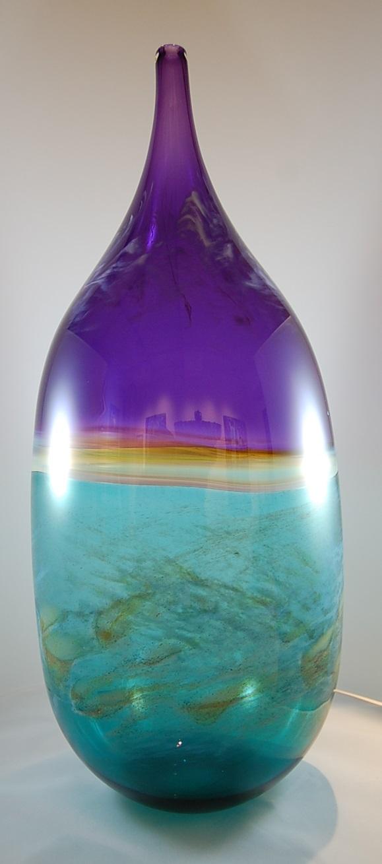 encalmo bottle - Nolan Prohaska10 x 8 x 8  GlassSee more from this artist