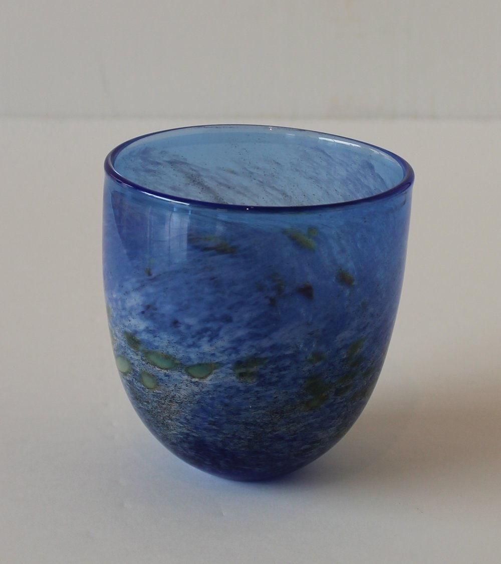 seascape - Nolan Prohaska11 x 10 x 10  Glass
