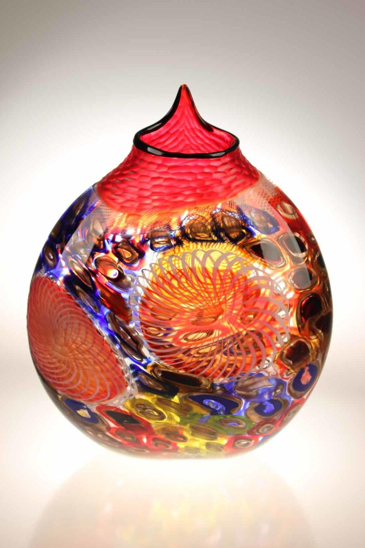 Lodare 21 - Vivo14 x 10 x 5  Hand blown Murano glassSee more from this artist