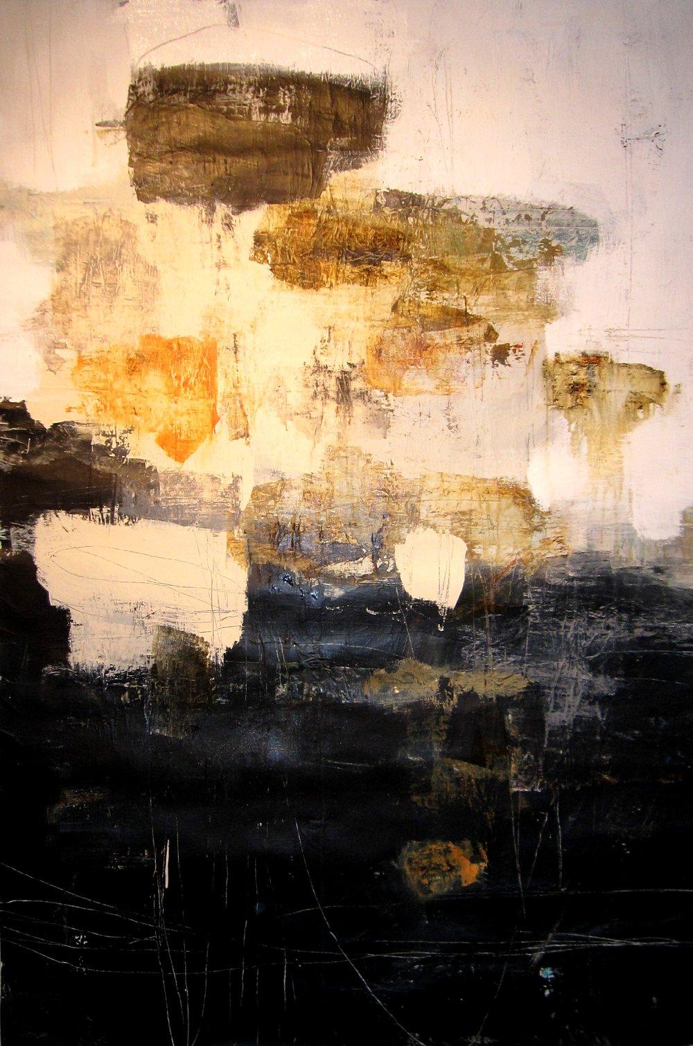 la torre - Brent Foreman40 x 60  Acrylic on canvas
