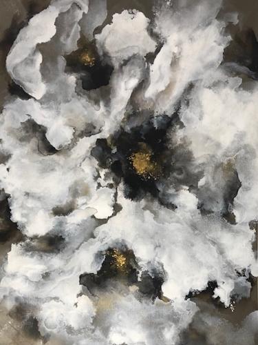 Lillium Blooms - SOLD