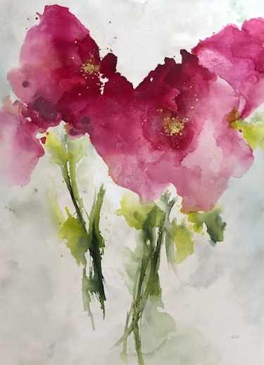 Fresh Blooms - SOLD