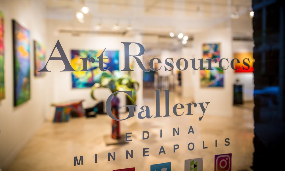 Art Resources Gallery has the largest and most unique collection of original and limited edition artwork available in Minneapolis and St. Paul Minnesota. We have brought together a unique and varied group of artists we are proud to represent. Some of the artwork that you may select from includes, fine crafts, blown glass, original oil and acrylic paintings, textiles, sculpture, photography, mixed-media, ceramics, mosaics and much more. We carry everything from contemporary abstract paintings and sculptures to very traditional landscapes and still life compositions. Art Resources Gallery is a full service art gallery.