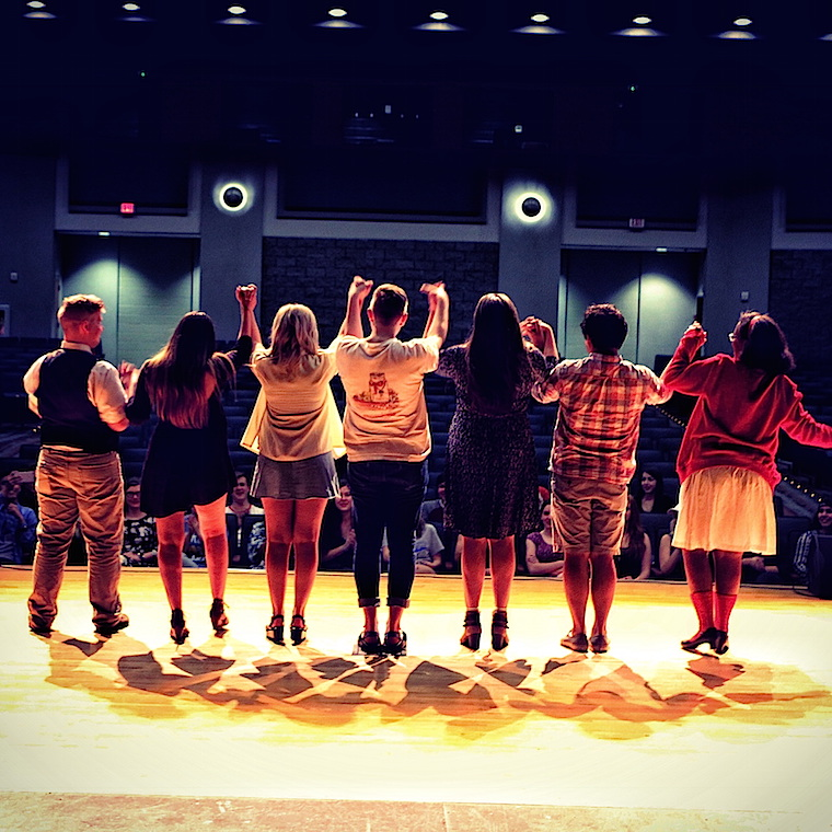 Acting 101 - Acting and Theatre for Teens and Adults September 9th, 2018