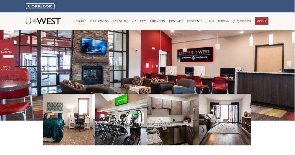Professional Property Website