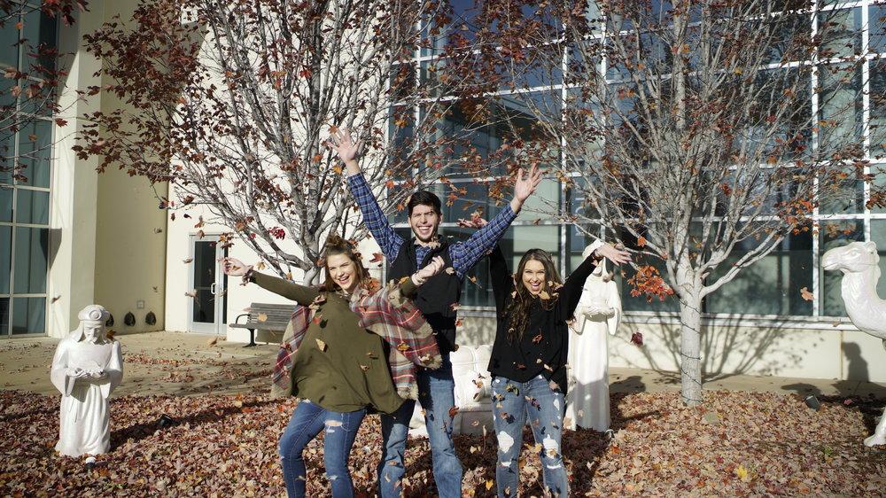 Full Time Interns: Heather Randall, Josiah Beshear & Brooke Broadstreet