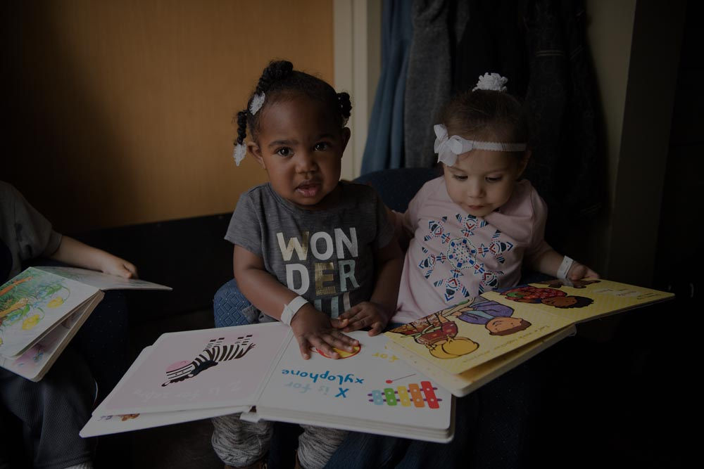 90% - OF PRESCHOOL CHIDLREN IMPROVED THEIR EARLY LITERACY SKILLS.