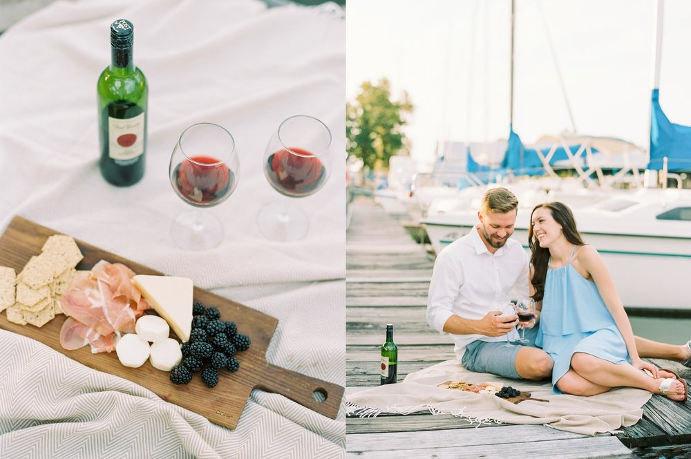 Nautical Boat Engagement Session Film Photographer_0569.jpg