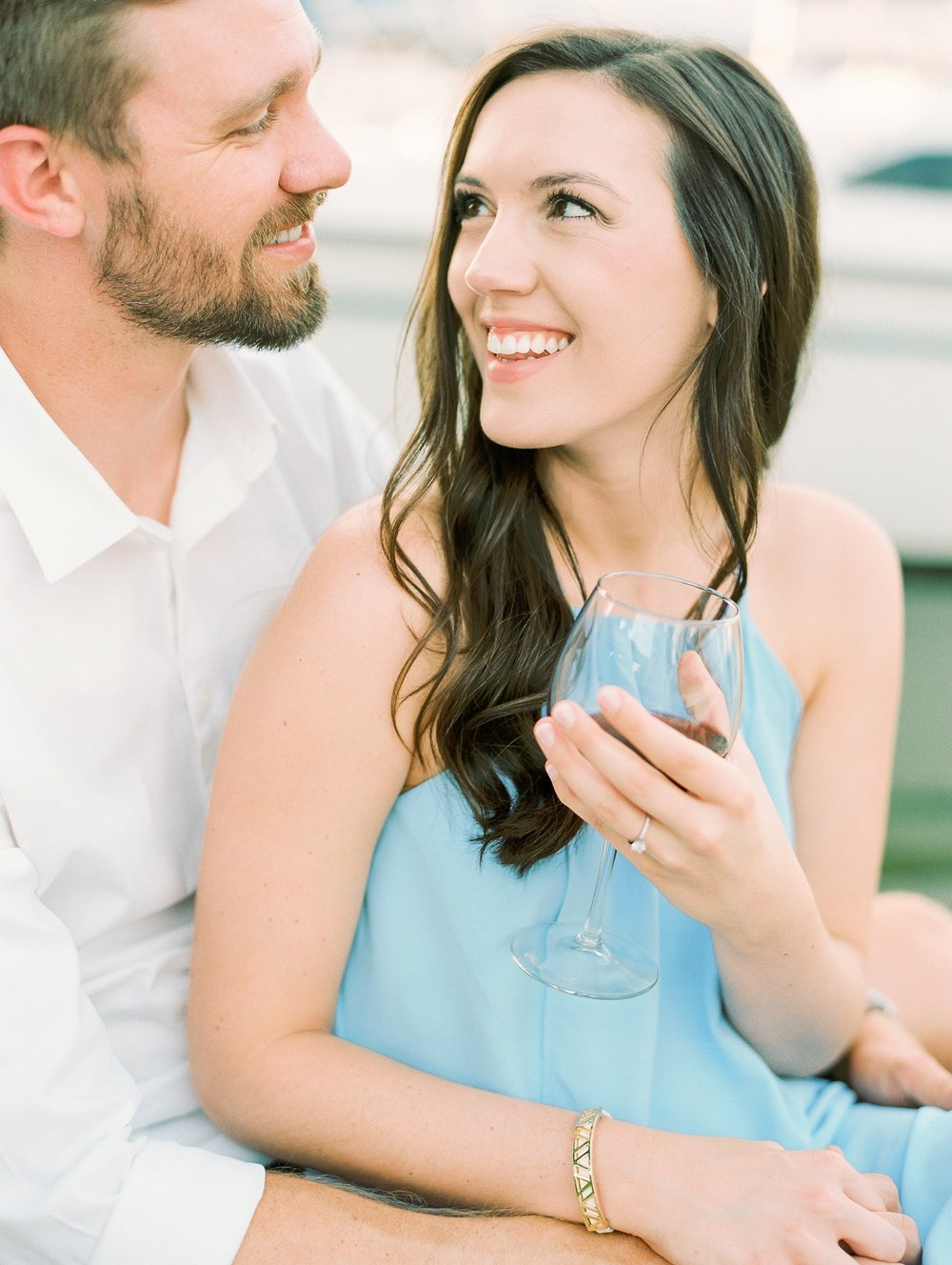 Nautical Boat Engagement Session Film Photographer_0568.jpg