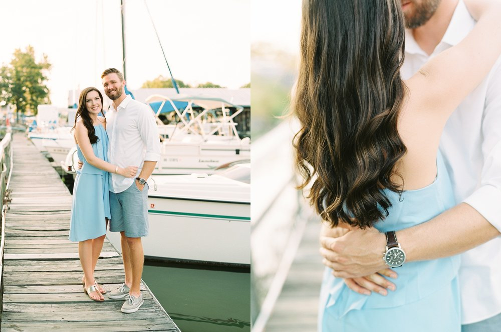 Nautical Boat Engagement Session Film Photographer_0575.jpg