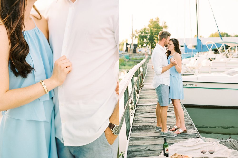 Nautical Boat Engagement Session Film Photographer_0578.jpg