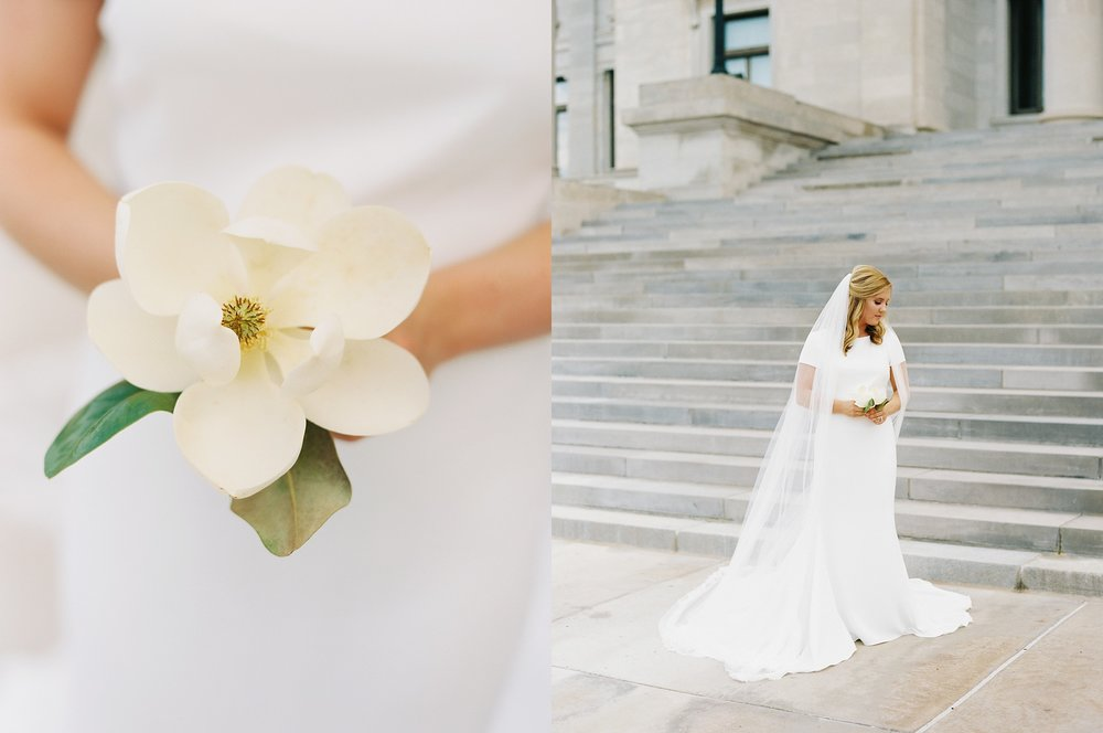 Arkansas Capitol Building Bridals Wedding Photographer_0105.jpg