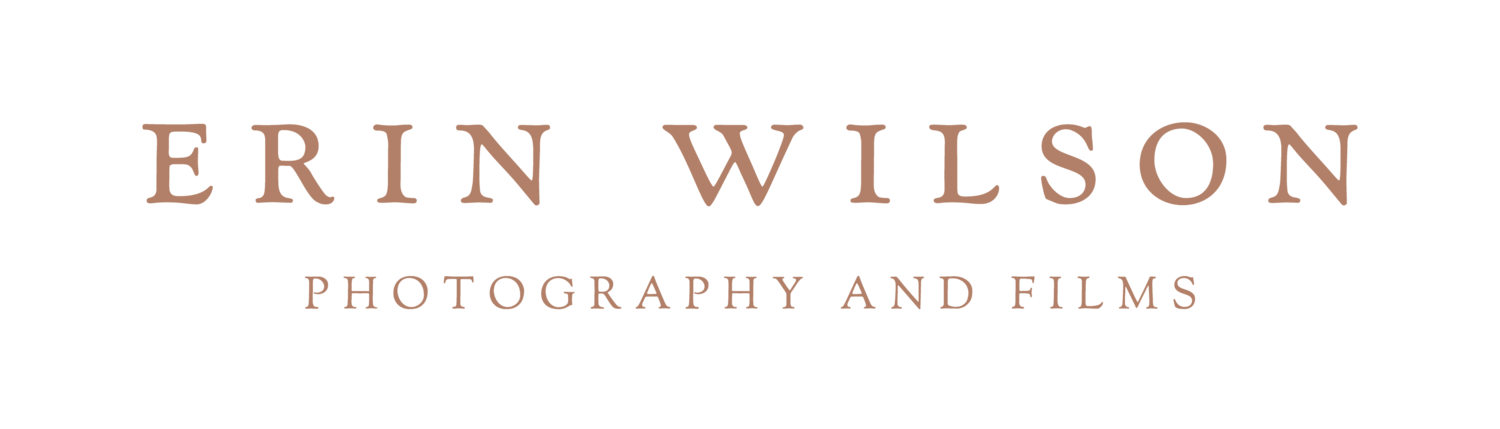 Erin Wilson Photography and Films
