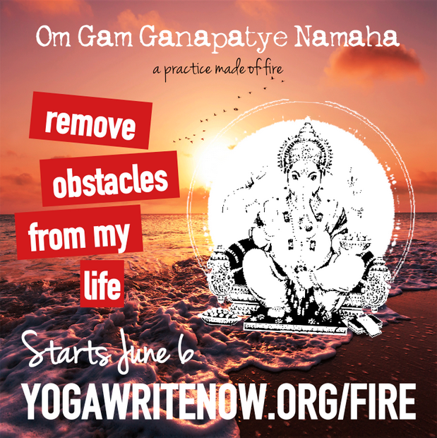 Yoga Write Now
