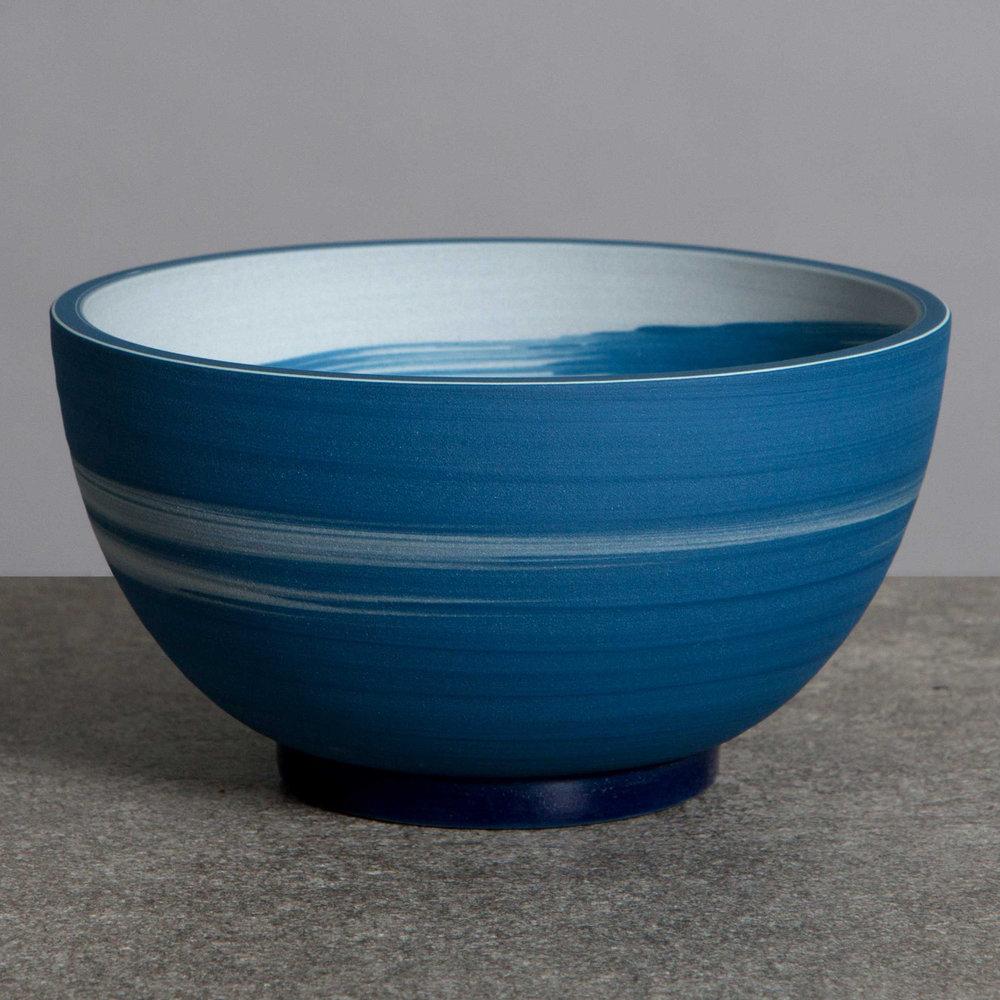 Small Ceramic Bowl Blues