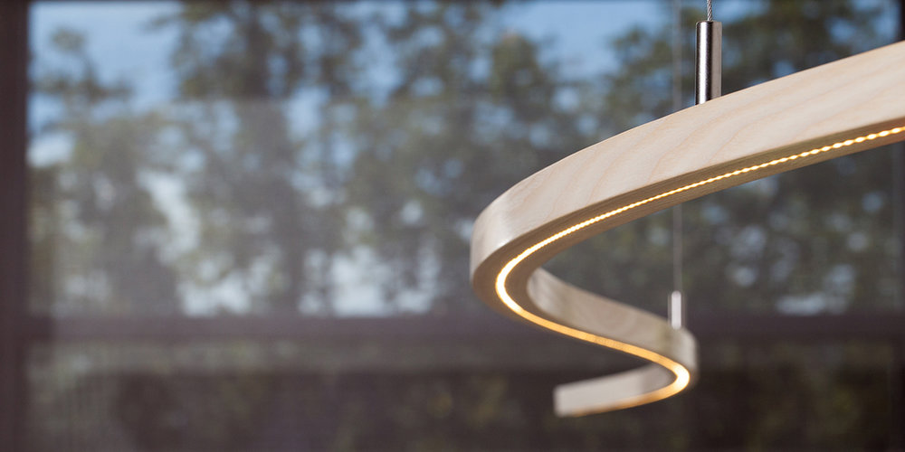 S Lamp- by Mike Randall from Kurva Design