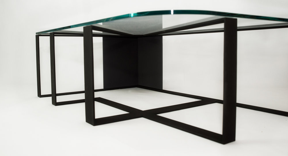 Arostegui Studio- Solero Coffee Table