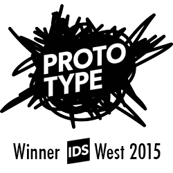 Arostegui Studio winner of the prototype exhibit at IDS Vancouver 2015