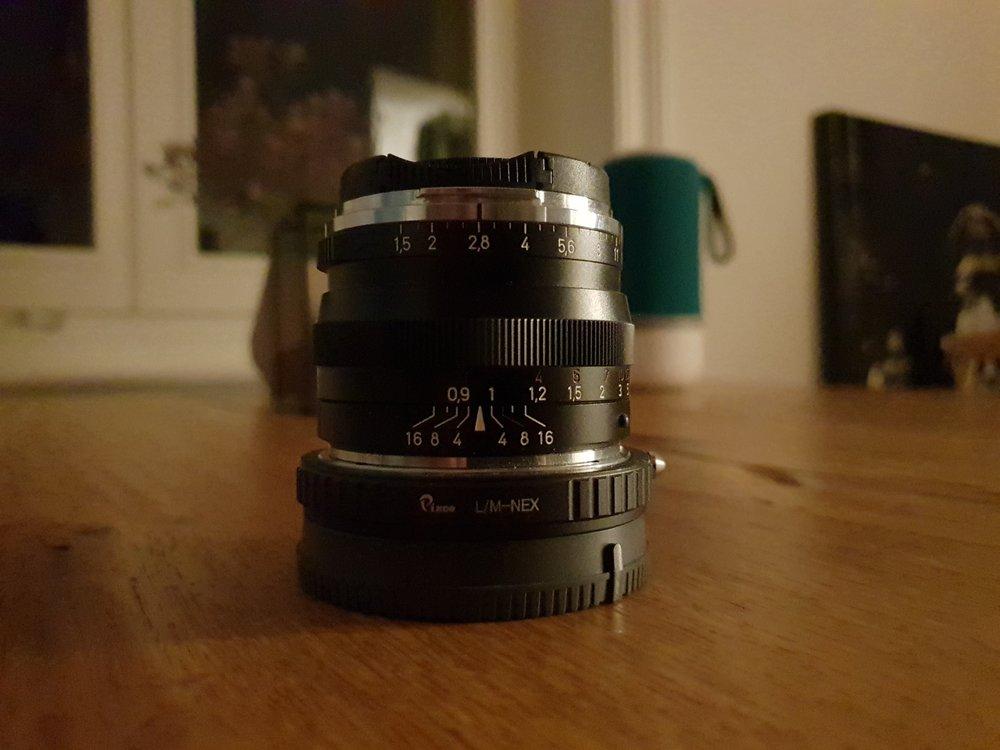 f/1.5 1/6 4.3 mm ISO 1250