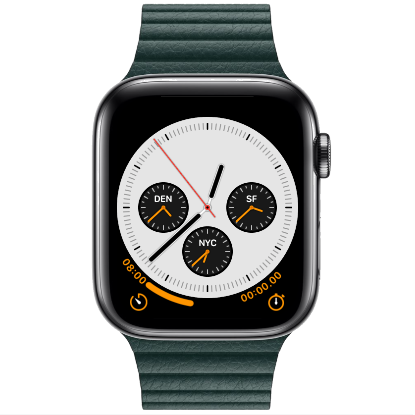 Panda Watch Face For Apple Watch