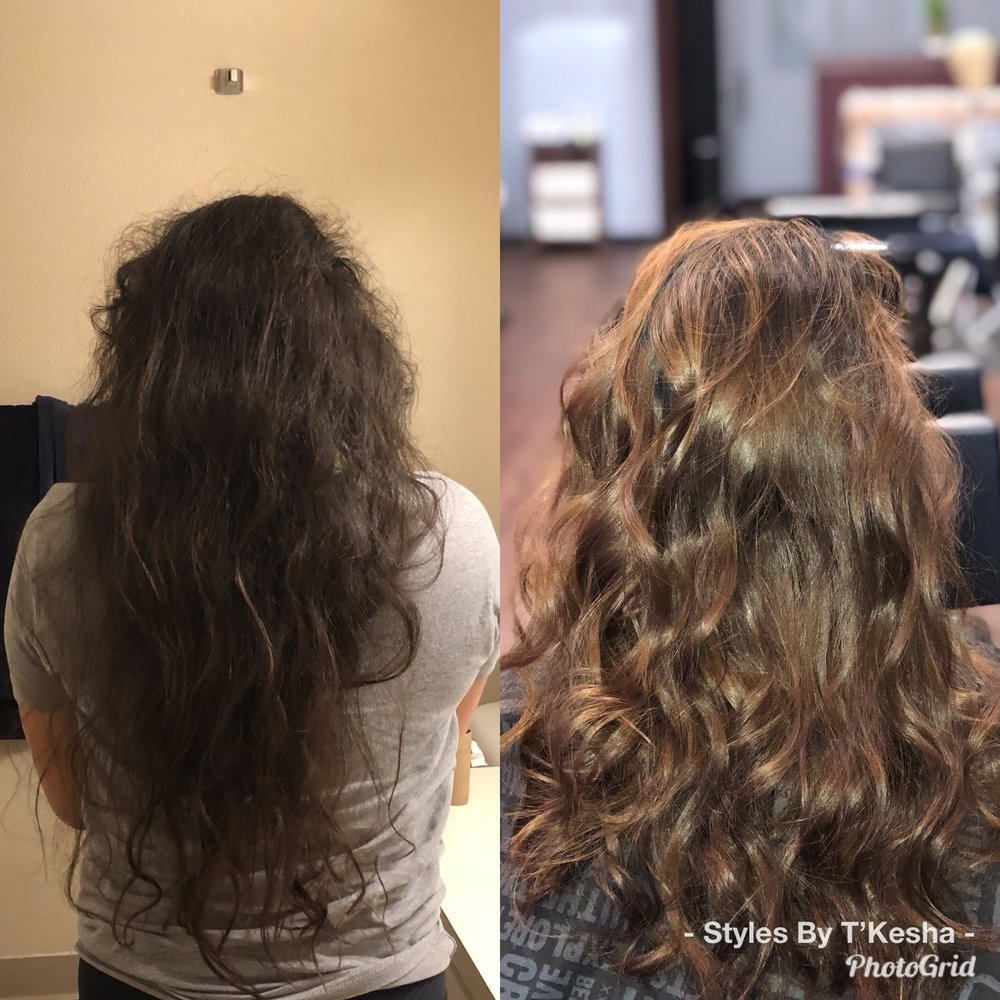 Haircut Ombrebalayage Before After 4 Elite Beauty Store
