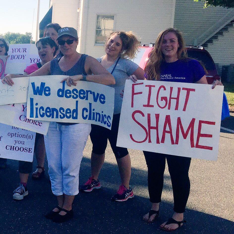 We Deserve Licensed Clinics Sign.jpg