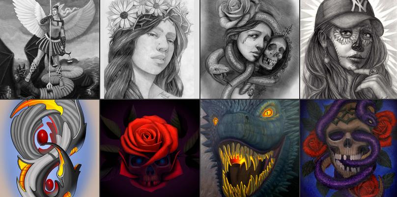 Illustrations by Ivan Estevez