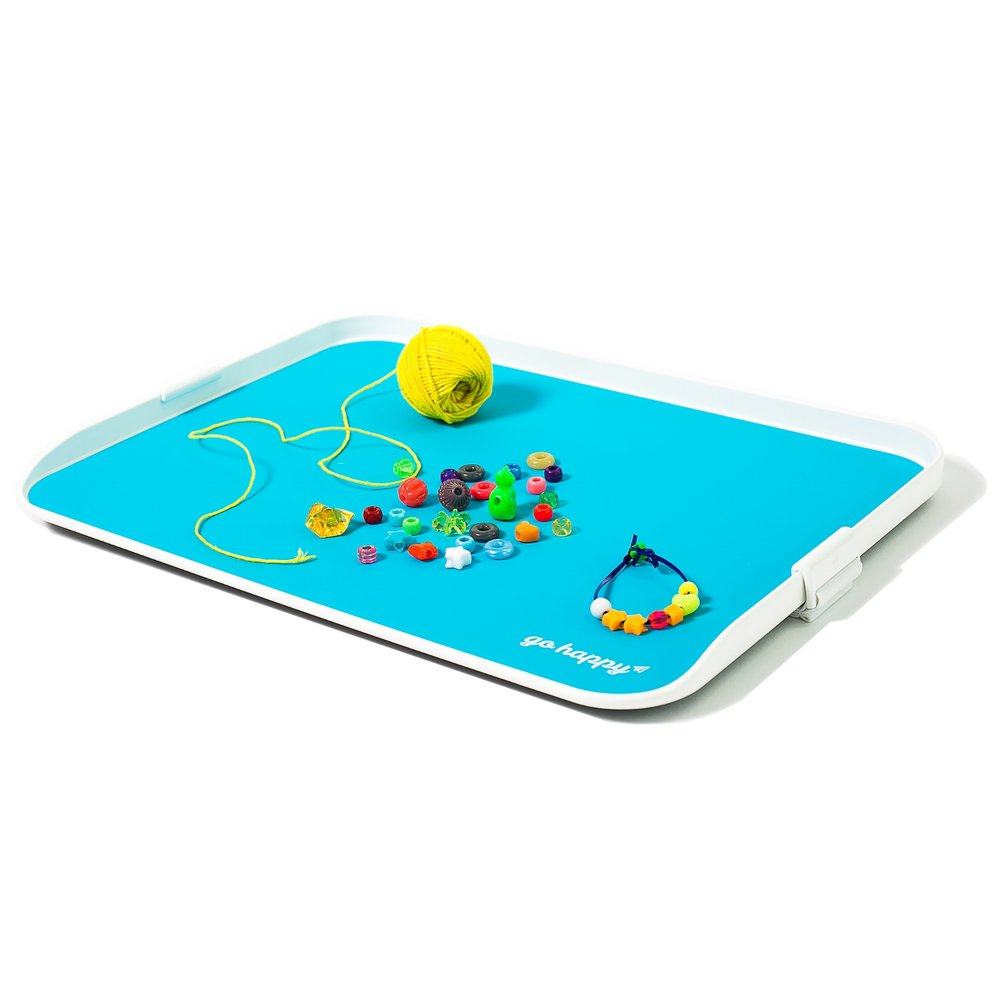 FIRM PLAY SPACE Firm surface for art & open-ended play -